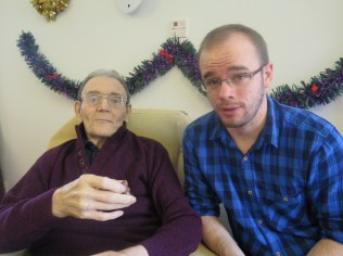 Granddad and Richard