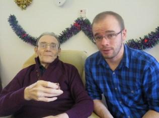 Granddad and Richard