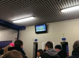 wacthing Chelsea win