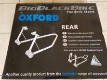 Oxford paddock stand