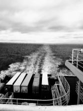 Crossing to Rotterdam