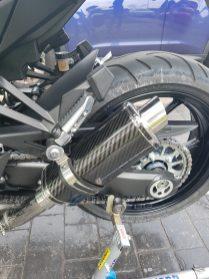 SP Engineering exhausts