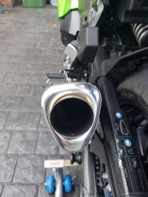 SP Engineering exhausts