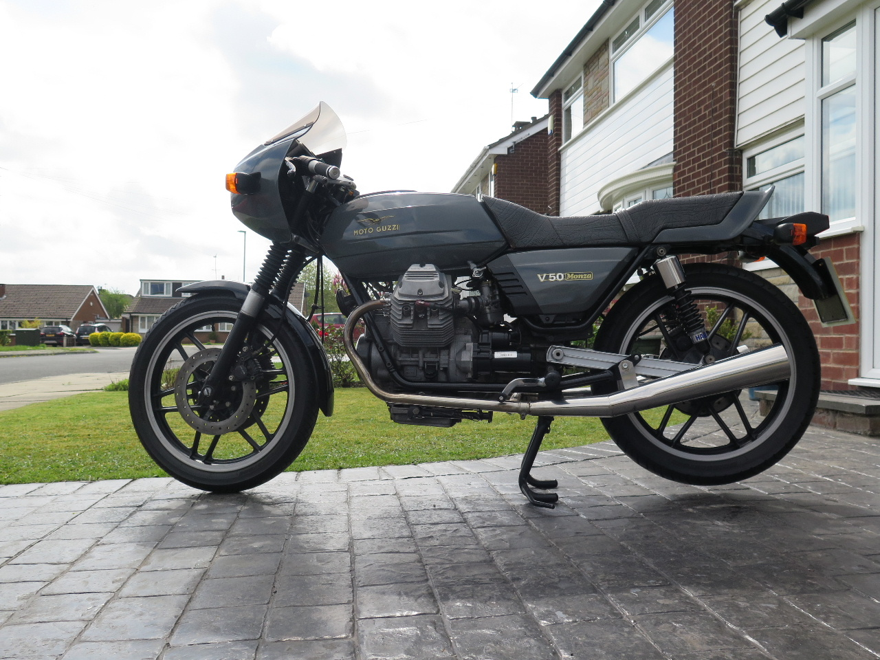 Moto Guzzi V50 Monza For Sale Motorbikes Blog
