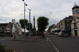 Town centre - MOffat