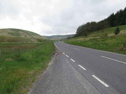 The left road