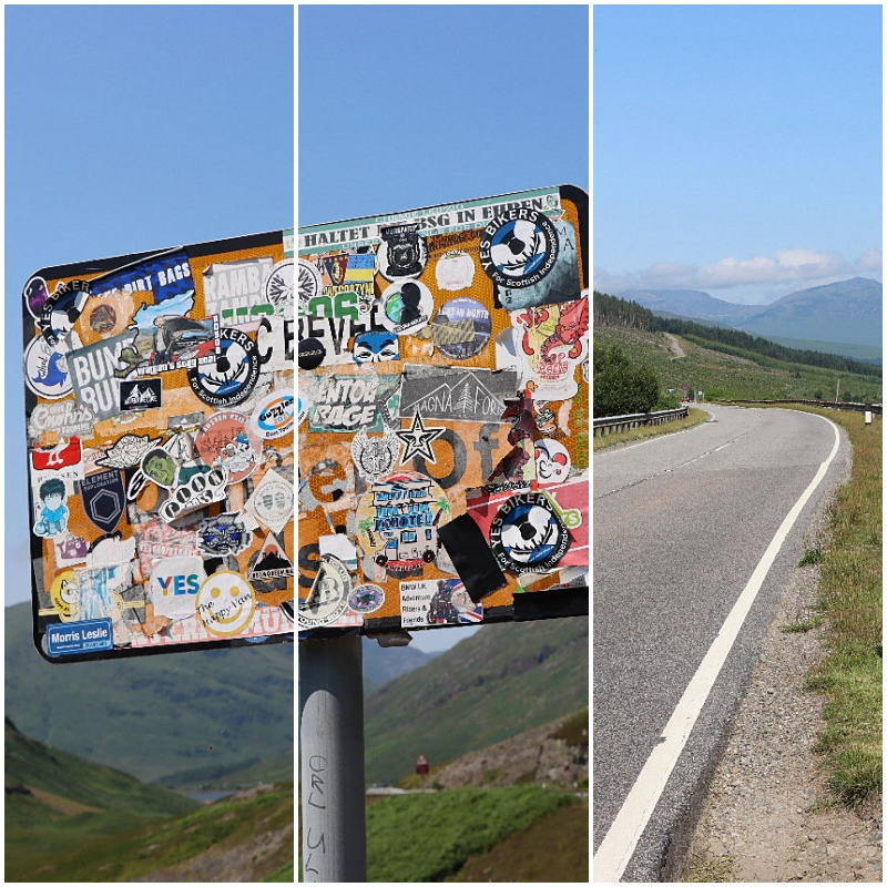 Motorcycle road to trip to Scotland July 2021 – part 2