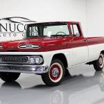 1961 Chevrolet Apache Long Bed Fleetside Truck
