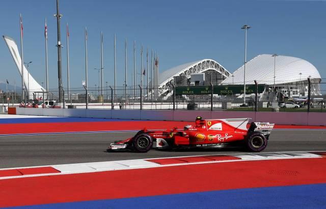 Formula 1 ВТБ Гран-При России