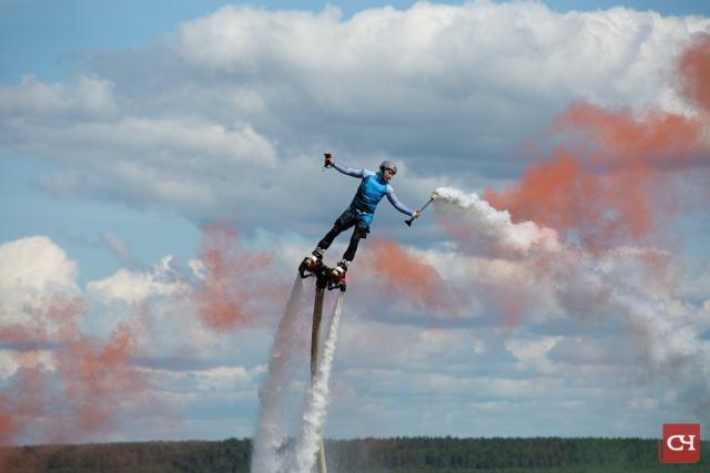 Flyboard Weekend 2021. 29.09 – 03 октября 2021