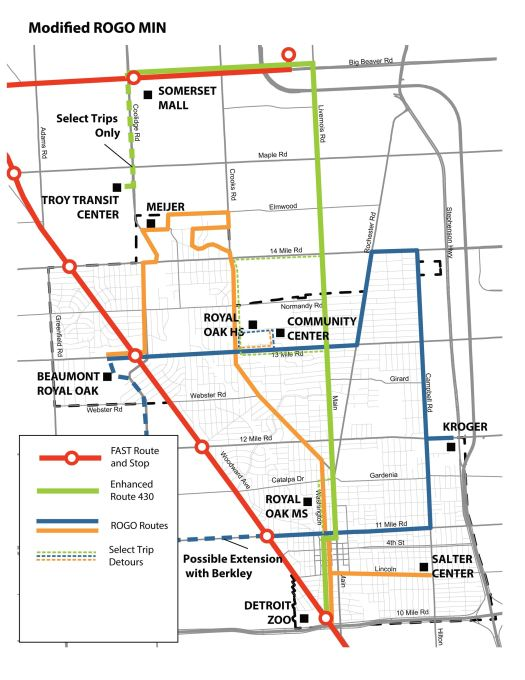 Will This Detroit Suburb Help Turn the Tide for Transit? – Motor