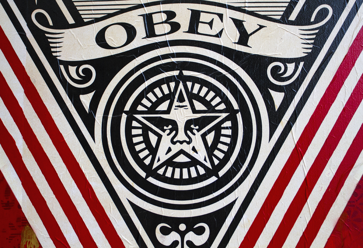 Obey Giant Shepard Fairey Hope Com