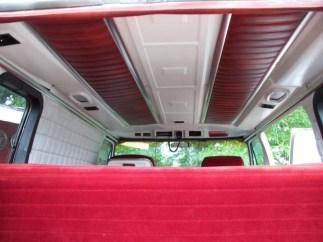 1979 Dodge Ran Star Wars Van Ceiling
