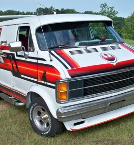 1979 Dodge Ram B200 Star Wars Van Found on Ebay