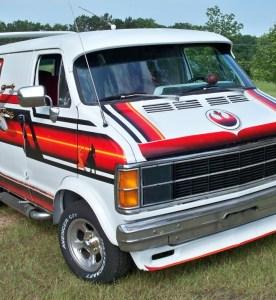 1979 Dodge Ram B200 Star Wars Van Found on Ebay
