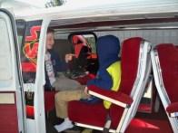 1979 Dodge Ran Star Wars Van Interior