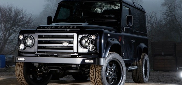 Prindiville Design unveils a Limited Edition 2012 Land Rover Defender 90