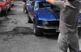 Mustang Klub Polska The Race Video 2011