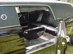 1966 Ford Mustang Limo Interior Rear Seat