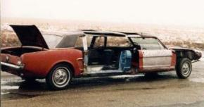 1966 Ford Mustang Limo Project 2