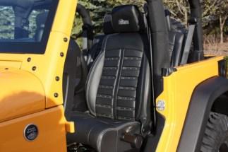 2012 Mopar Jeep Traildozer Concept Seats Moab -MotorCity