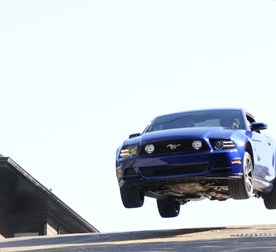 Fox Series Alcatraz Recreates Bullitt Chase Scene With 2013 Mustang GT