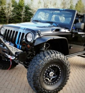 2012 Mopar Jeep Apache Concept with Factory Hemi Conversion Kit!