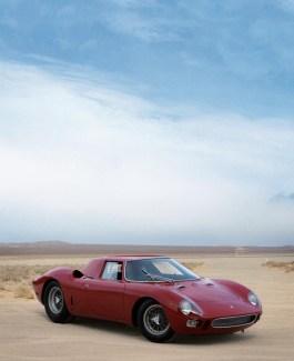 1954 Ferrari 250 Monza Front - Motor City