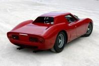 1954 Ferrari 250 Monza Rear - Motor City