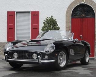 1961 Ferrari 250 GT -Motor City