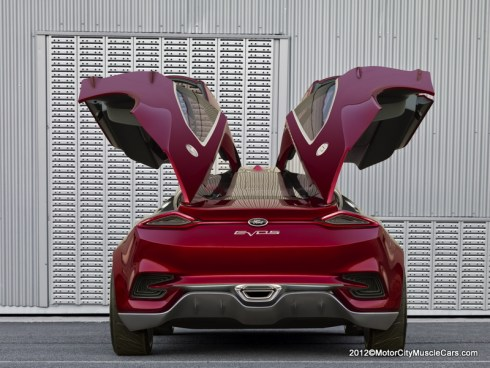 2011-Ford-Evos-Concept-Doors-Open-Rear-View-Motor-City