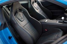 2013 Shelby GT500 Grabber Blue 650 HP 200 MPH Seats Motor City