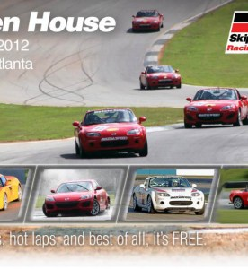 Skip Barber Hosts Road Atlanta Open House