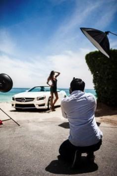 Vitamin A by Amahlia Stevens SL63 AMG Mercedes-Benz Fashion Week SWIM