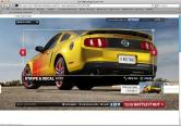 2013 Ford Mustang_Customizer_App Iphone Ipad Android