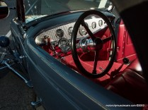 Tom Gloy's '32 Ford Roadster Wins Hot Rod Of The Year Interior