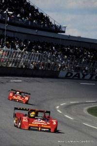 Daytona 24 Hours Rolex Ferrari 512