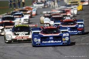 Daytona 24 Hours Rolex Jaguar Nissan