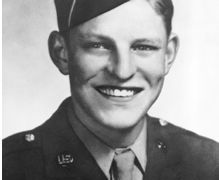 Bud Moore D Day Normandy Military Service