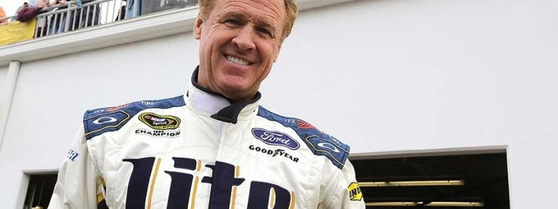 Rusty Wallace NASCAR Driving Suit Stolen