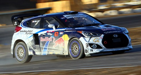 X Games Red Bully Global Rallycross Power Rankings Rhys Millen