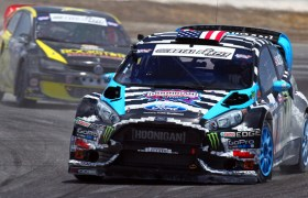 X Games Red Bully Global Rallycross Power Rankings