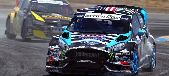 X Games Power Rankings: Global Rallycross Austin