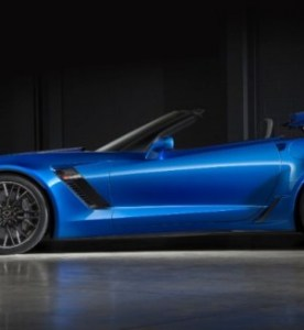 2015 Corvette Z06 Most Powerful Chevrolet Ever with 650 Horsepower