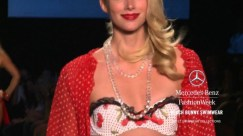 """Mercedes-Benz Hosts Miami Fashion Week """"Swim"""" with Swimsuits and Supermodels"""