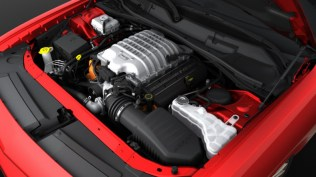 Dodge Challenger SRT Hellcat 6.2L HEMI Engine