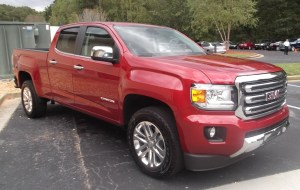 Driven: 2015 Chevrolet Colorado and GMC Canyon