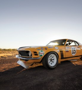 1970 Mustang Boss 302 Trans Am Racer To Hit The Auction Block