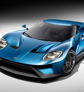 2016 Ford GT – A Twin-Turbo 600 Horsepower V6 Supercar!