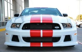 Widebody 2014 Mustang V6